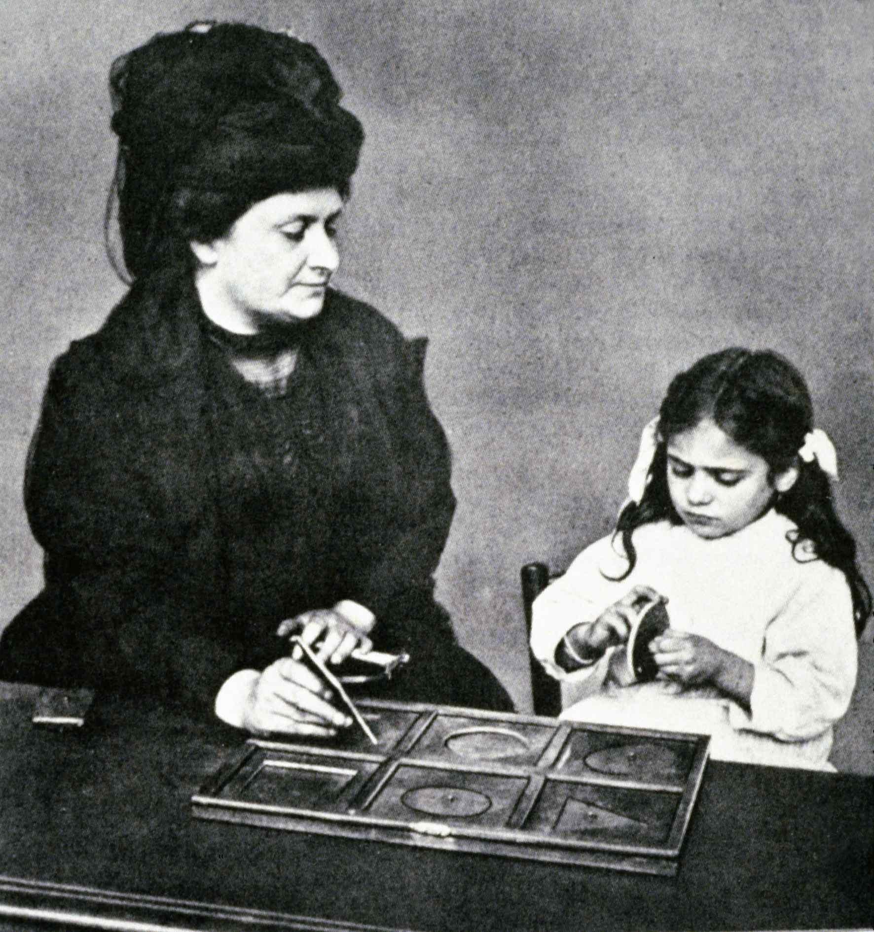 Das Menschenbild Maria Montessoris Montessori Landshut Geisenhausen