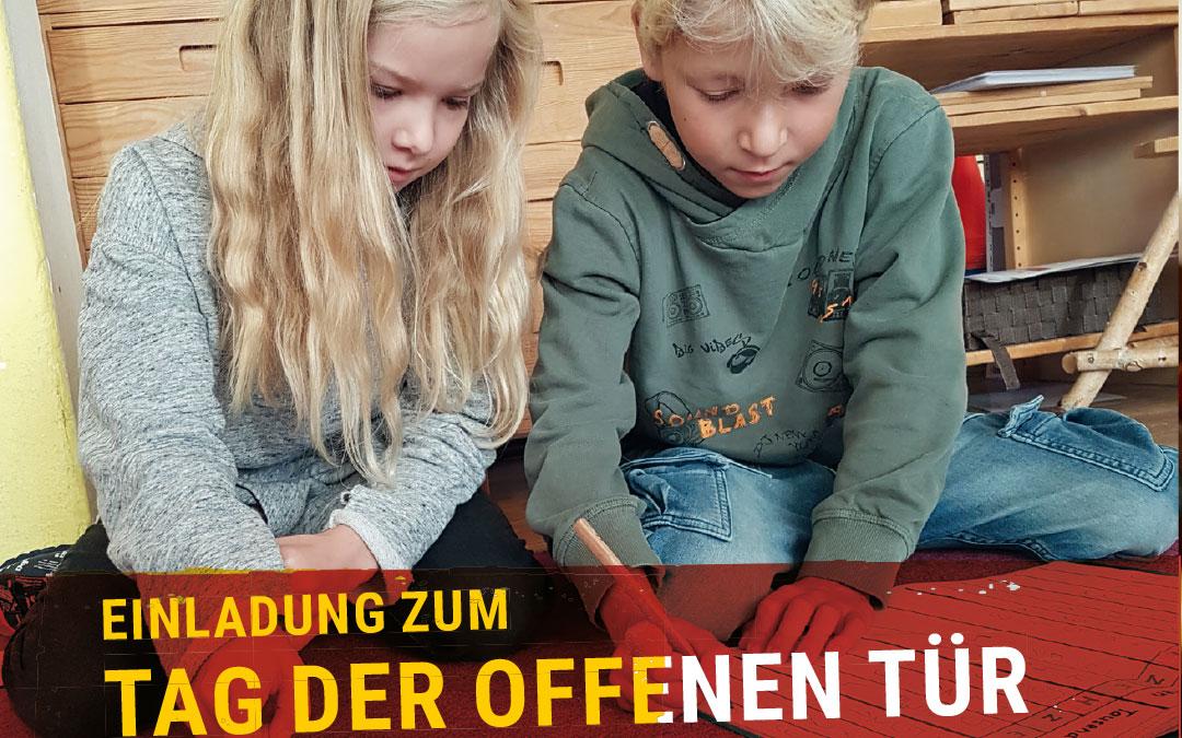 Montessori-Schule Geisenhausen - Tag der offenen Tür 2018