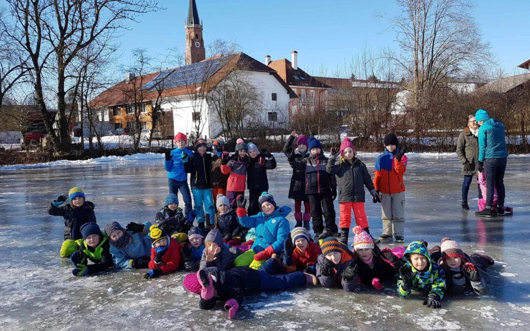 Wintertraum in Geisenhausen