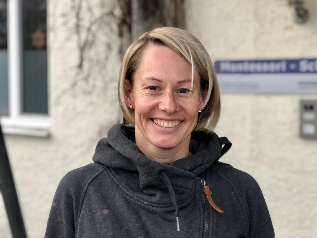 Vertrauenslehrerin Katrin Wandel
